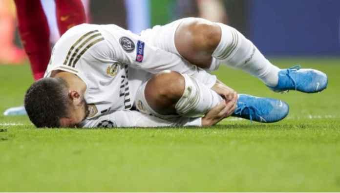 Eden Hazard Berkaki Kaca Usai Gabung Real Madrid, Ini Faktanya