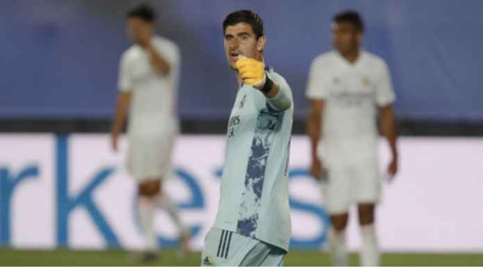 Real Madrid Yakin Diperkuat Thibaut Courtois Akhir Pekan Ini