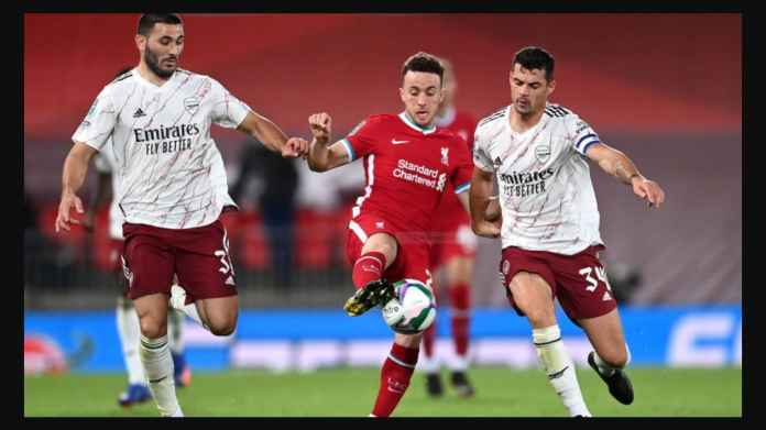 Hasil EFL Cup: Liverpool Lagi-lagi Dominasi Arsenal, Tapi Gunners yang Lolos Perempat Final