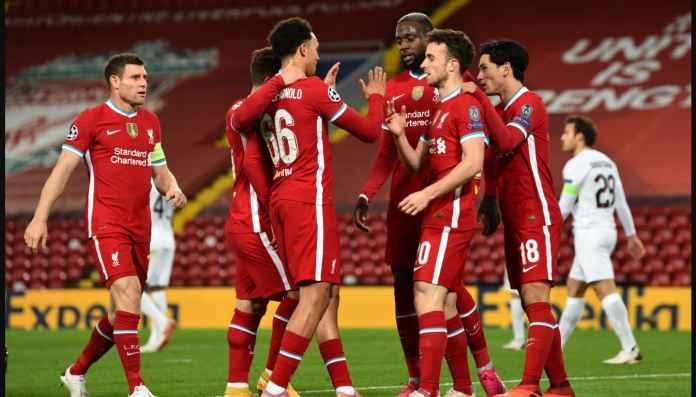 Tanpa Salah, Firmino, Mane, Diogo Jota Curi Perhatian Liverpool, Fabinho Korban