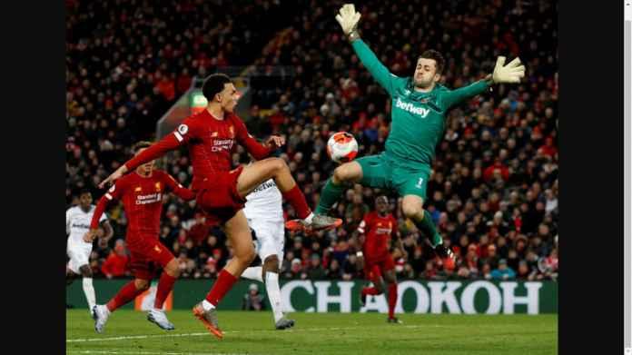Prediksi Liverpool vs West Ham, Hammers Coba Terobos Lini Belakang Reds yang Lemah