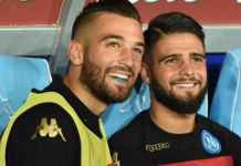 Benevento 1-2 Napoli, Kakak Beradik Insigne Saling Menyakiti