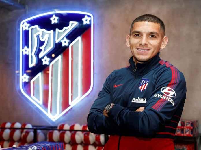 Lucas Torreira Bakal Ideal Untuk Simeone, Ini Alasannya