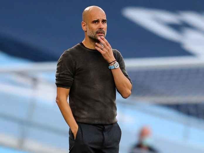Manchester City Diragukan Juara, Ini Respon Guardiola