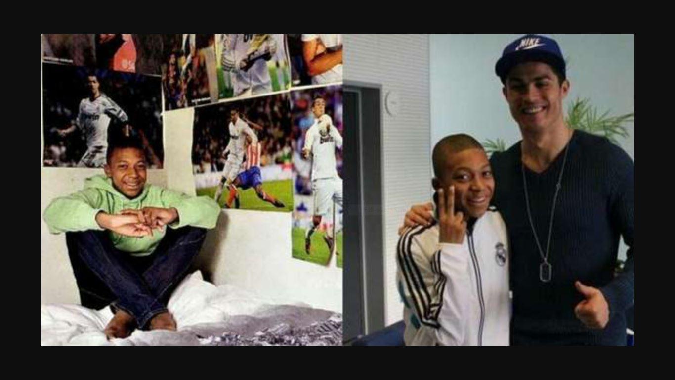 Mbappe, Ronaldo