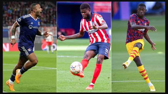 Partey ke Arsenal, Cavani Resmi di Man Utd, Dembele Batal Tinggalkan Barca, Depay dan Garcia Batal Datang ke Camp Nou