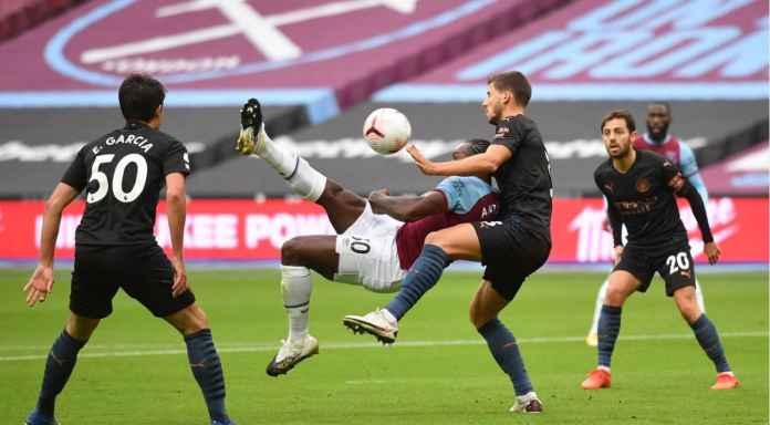 Michail Antonio Paksa Man City Puas Dengan Hasil Imbang di West Ham
