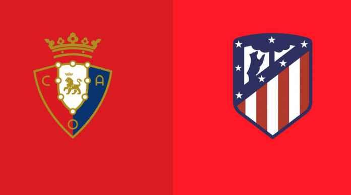Prediksi Osasuna vs Atletico Madrid, Liga Spanyol 1 November 2020