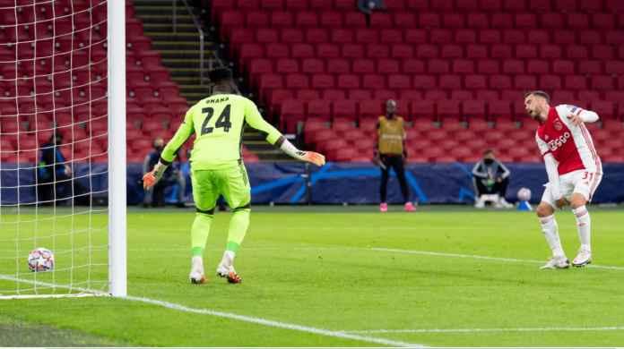 Hasil Ajax vs Liverpool: Tertolong Gol Bunuh Diri Target Transfer Everton