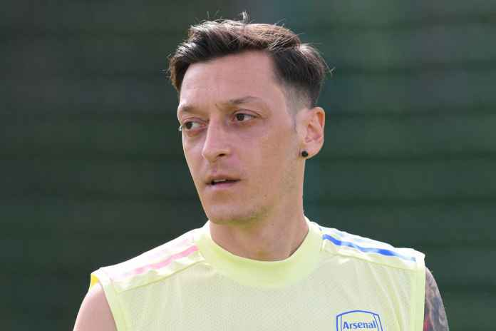 Ozil tidak digunakan di Arsenal, raksasa Italia ingin menampung