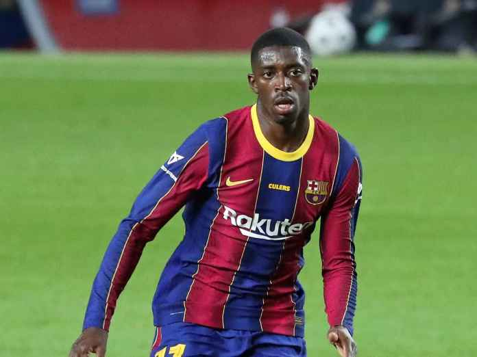 Paul Pogba Bujuk Ousmane Dembele ke Old Trafford