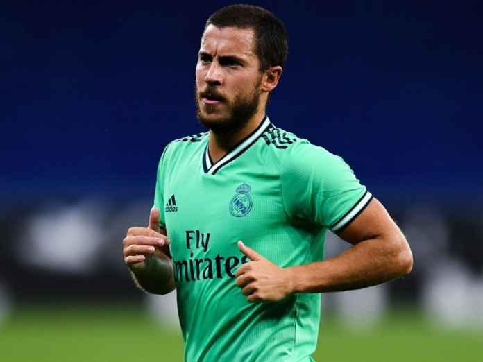 Real Madrid Diminta Tak Khawatir Dengan Hazard