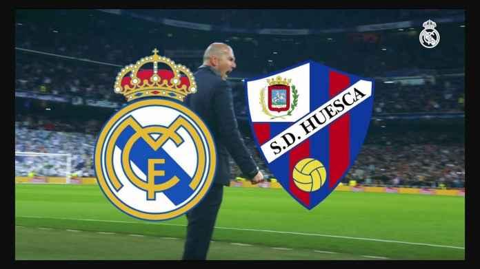 Prediksi Real Madrid vs Huesca, Laga Mudah Lawan Tim yang Belum Pernah Menang