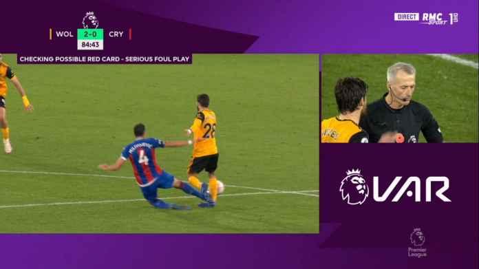 Pertandingan nyaris berakhir dengan patahnya kaki juara Eropa di Liga Inggris tadi malam