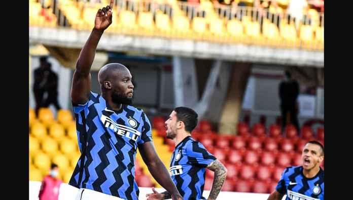 Hasil Liga Italia: Gol Cepat 28 Detik Buka Keran Lima Gol Inter Atas Benevento