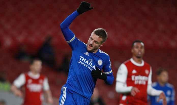 Rapor Pemain Arsenal 0-1 Leicester City : Sekali Kena Tembakan Langsung Bobol!