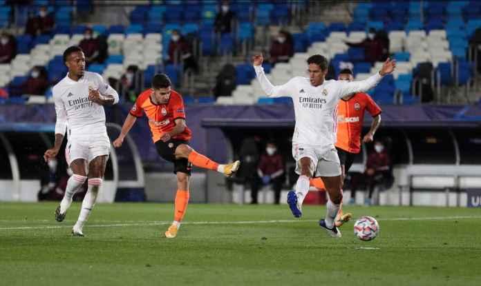 Rapor Pemain Real Madrid 2-3 Shakhtar: Minus Ramos, Pertahanan Boros