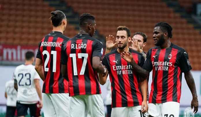 Starting XI Terbaik Serie A Pekan Ini, Pemain AC Milan dan Atalanta