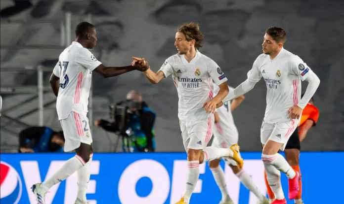 Real Madrid Belum Lupa Cara Main Sepak Bola, Tegas Luka Modric