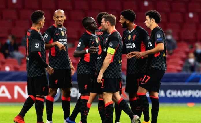 Rapor Pemain Liverpool 1-0 Ajax : Adrian Tampil Oke, Fabinho Sempurna Gantikan VVD!