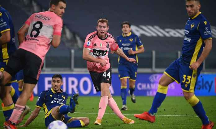 Rapor Pemain Juventus 1-1 Hellas Verona : Boros Peluang, Dua Poin Melayang!