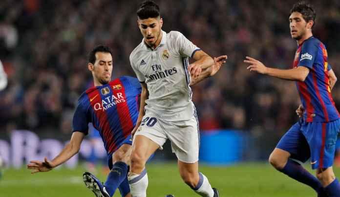 Marco Asensio Nyaris Gabung Barcelona, Tapi Pilih Real Madrid Karena Hal Ini