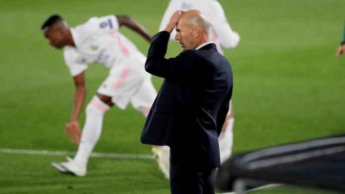 Kalah El Clasico Dari Barcelona Bukan Kiamat Bagi Zidane, Kata Mantan Bos Madrid