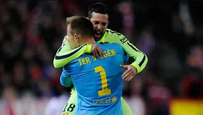Skuad 23 Pemain Barcelona Jelang El Clasico : Alba Kembali, Ter Stegen Masih Absen