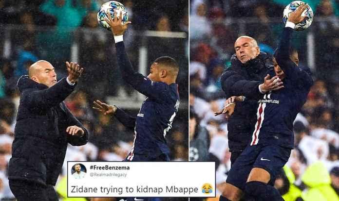 Dengan Atau Tanpa Zidane, Real Madrid Tetap Boyong Mbappe Musim Depan!