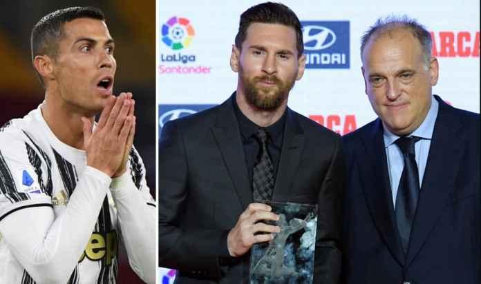 Takut-Takuti Lionel Messi Biar Nggak Pindah, Javier Tebas : Awas Reputasimu Rusak!