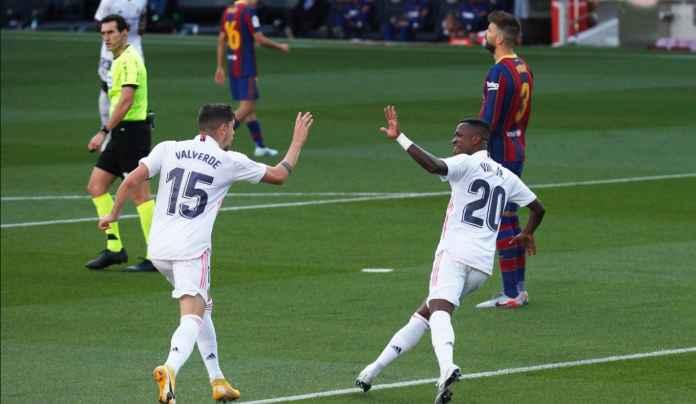 Rapor Pemain Madrid 3-1 Barcelona: Rekor Sempurna Zidane di Camp Nou Berlanjut