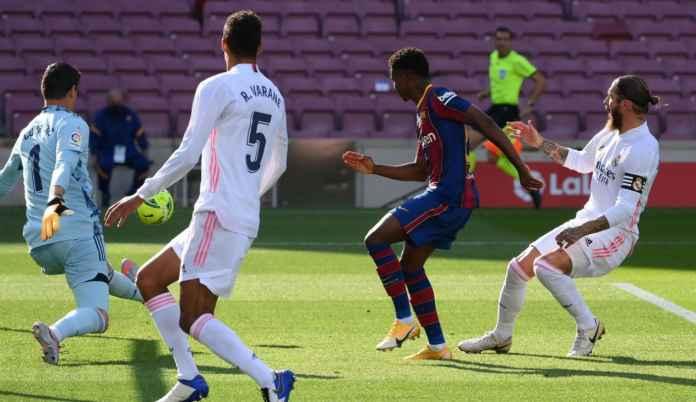 Rapor Pemain Barcelona Pada Kekalahan El Clasico: Messi 530 Menit Tanpa Gol, Lenglet Blunder