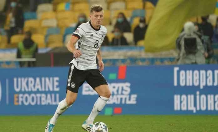 Capai 100 Caps Untuk Jerman, Toni Kroos: Gelar Tim Lebih Penting