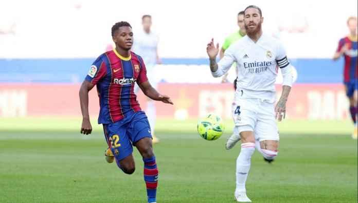 Starting XI Terbaik La Liga Pekan Ini : Madrid Cuma Satu Wakil Meski Menang El Clasico