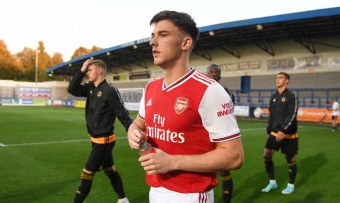 Jelang Lawan City, Arsenal Jemput Paksa Kieran Tierney Dari Skotlandia