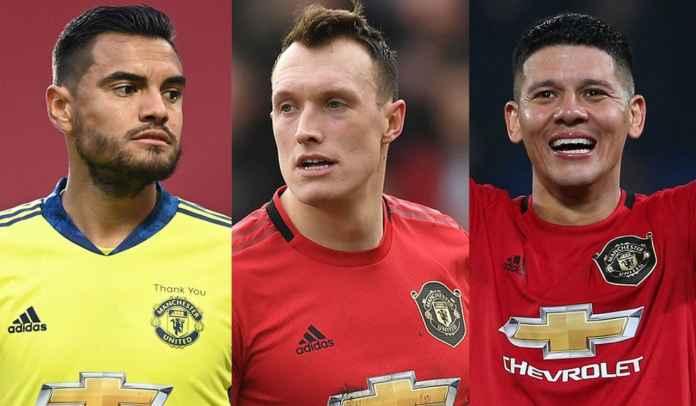 Bursa Transfer Lokal Tutup Jumat, Man Utd Masih Ingin Buang 5 Pemain