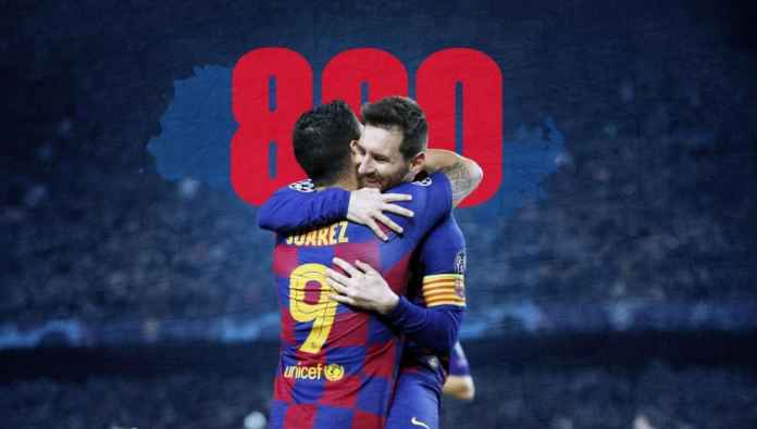 Gara-gara Lionel Messi, Alasan Luis Suarez Diusir Dari Barcelona