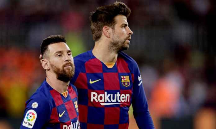 Bayangkan Jika Arsenal Berhasil Dapatkan Lionel Messi, Gerard Pique, Juan Mata
