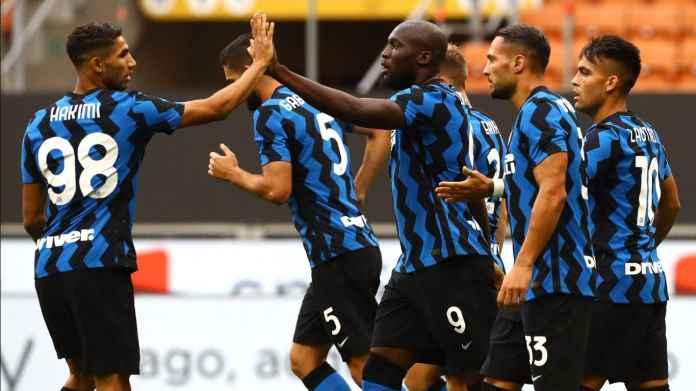 Jelang Derby Milan, Pemain Inter Pulang Tugas Internasional Sehat-sehat