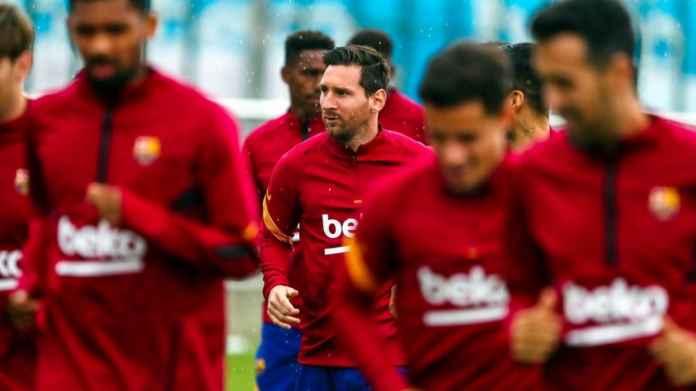 Digaji Lebih Rendah Dari UMR, Pemain Barcelona Berontak Terhadap Bartomeu