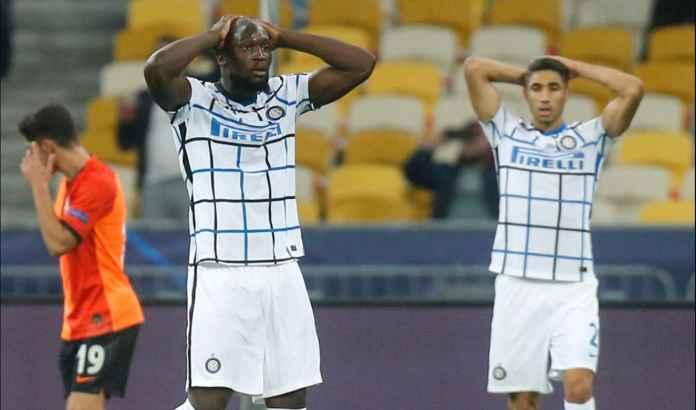 Rapor Pemain Shakhtar 0-0 Inter Milan : Dua Peluang Digagalkan Mistar Gawang!