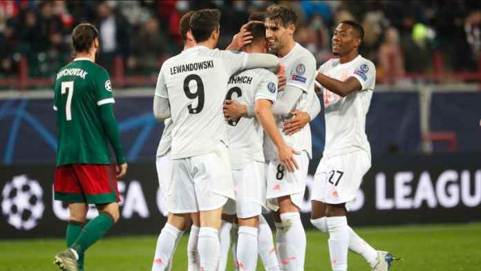 Rapor Bayern Munchen 2-1 Lokomotiv Moskow: Juara Bertahan Masih Terlalu Tangguh!