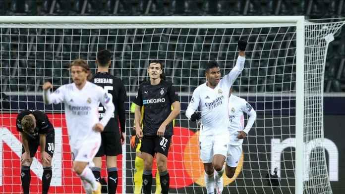 Borussia Monchengladbach 2-2 Real Madrid : Diselamatkan Dua Gol Menit Akhir!