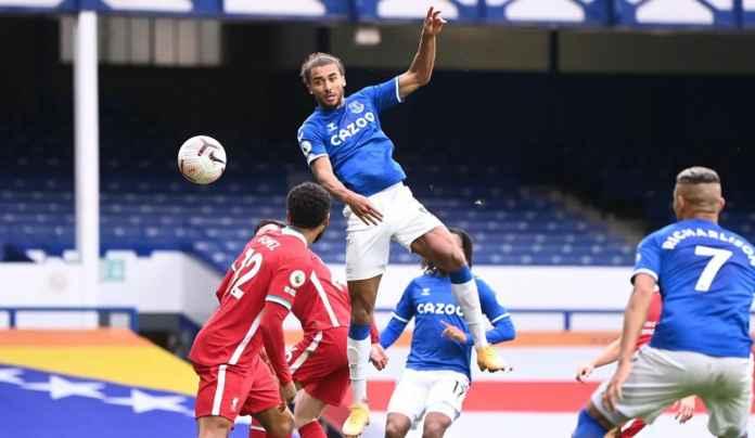 Malam Sial Liverpool di Everton: Van Dijk Cedera, Gol Kemenangan Dianulir