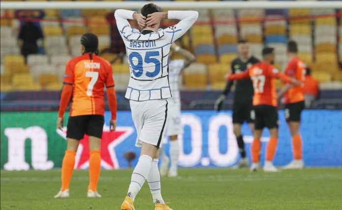 Diimbangi Shakhtar, Bek Inter: Penting Untuk Tidak Kalah Seperti Real Madrid