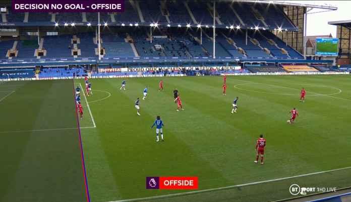 Liverpool Dicurangi Wasit, Sadio Mane Tidak Offside Untuk Gol Ketiga