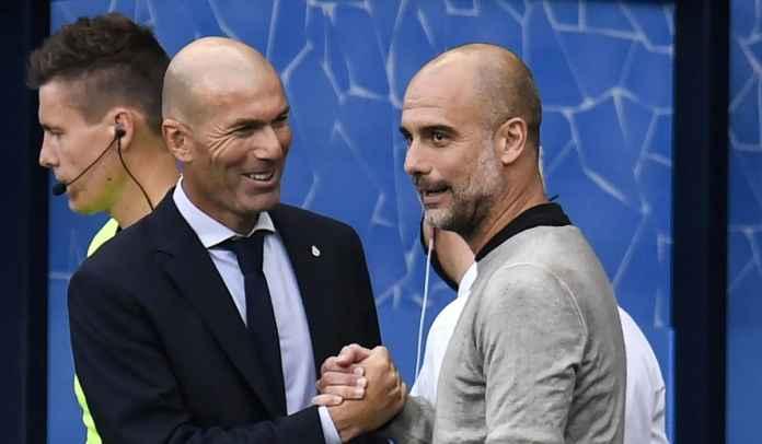 Real Madrid Bukan Favorit, Manchester City Lagi-Lagi Kebagian Drawing Mudah