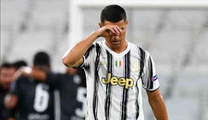 Berita Buruk! Tanpa Ronaldo, Kemenangan Juventus Lebih Sedikit