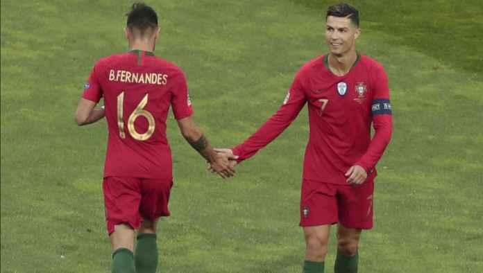 Bruno Fernandes Ronaldo