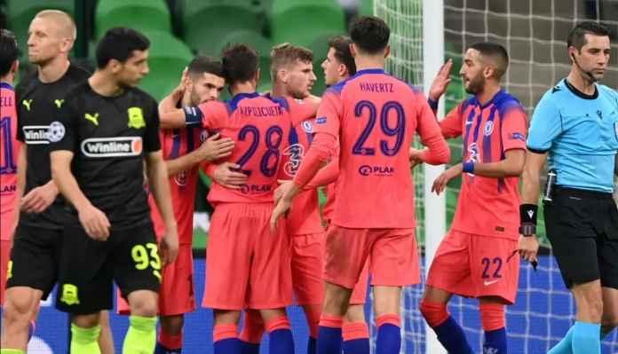 Rapor Pemain Chelsea vs Krasnodar : Empat Gol Serba Pertama Bagi Pemain The Blues!